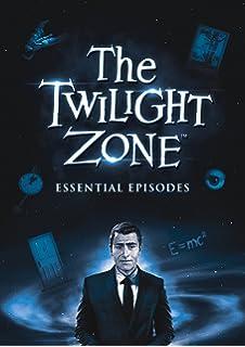 Twilight Vision White Speck That >> Amazon Com Treasures Of The Twilight Zone Rod Serling Robert