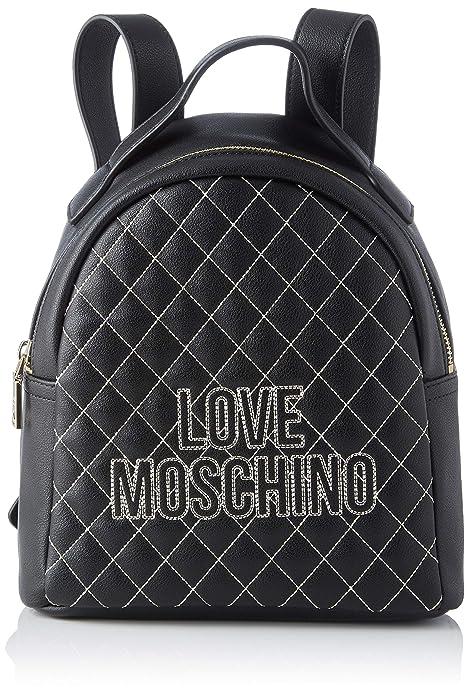 Love Moschino Borsa Natural Grain Pu, Zainetto Don