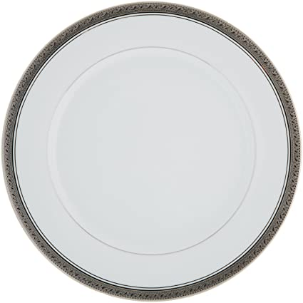 Buy noritake crestwood platinum dinner plate online at low prices in noritake crestwood platinum dinner plate fandeluxe Images