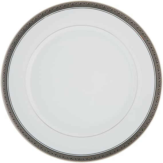 Buy noritake crestwood platinum dinner plate online at low prices in buy noritake crestwood platinum dinner plate online at low prices in india amazon fandeluxe Images