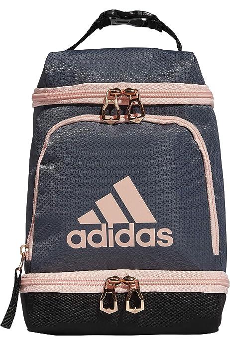 Amazon.com: adidas Unisex Santiago Insulated Lunch Bag, White ...