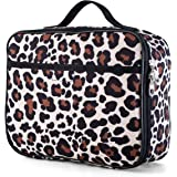 Cheetah Lunchbox for Boys, Girls by Fenrici, Kids Insulated Lunch Bag, Perfect for Preschool, K-6, Soft Sided Compartments, S