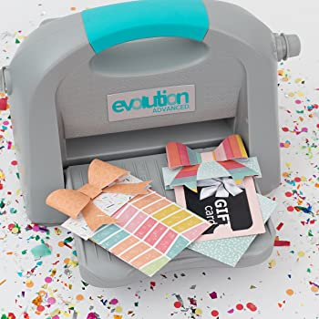 Evolution Advanced Removable Die-Cutting and Embossing Machine