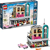 lego.com deals on LEGO Creator Expert Downtown Diner