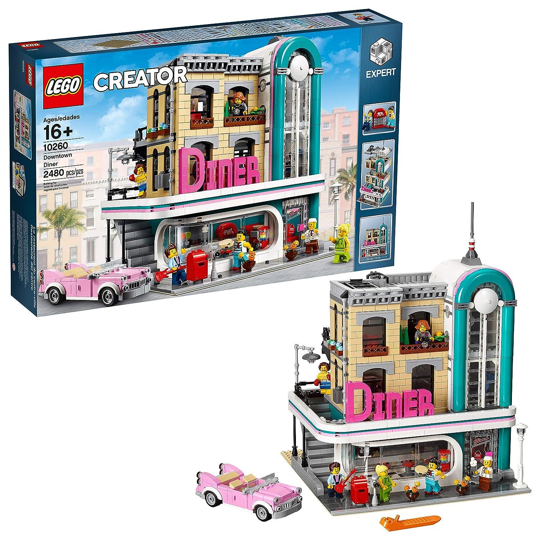 Top 9 Best LEGO Modular Buildings Set Reviews in 2020 8