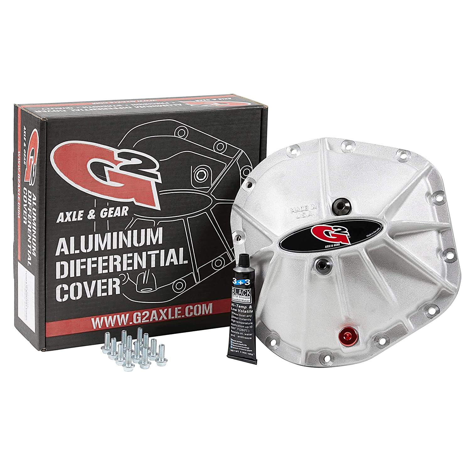 G2 Axle & Gear 40-2046AL G-2 Aliminum Differential Cover