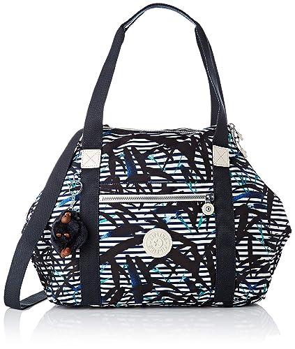 5d0cc7ca1784e Kipling Handbag - ART (Bamboo Stripes)  Amazon.in  Shoes   Handbags