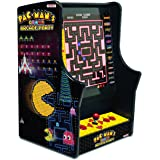 Namco Pac-Mans Arcade Party Tabletop Arcade Machine with 13 Classic Games, 17-Inch LCD Screen and Controls
