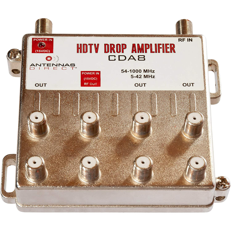 211 Set Amplifier