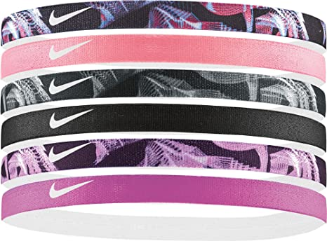 13a900c27d38f NIKE Women's Printed Assorted Headbands – 6 Pack