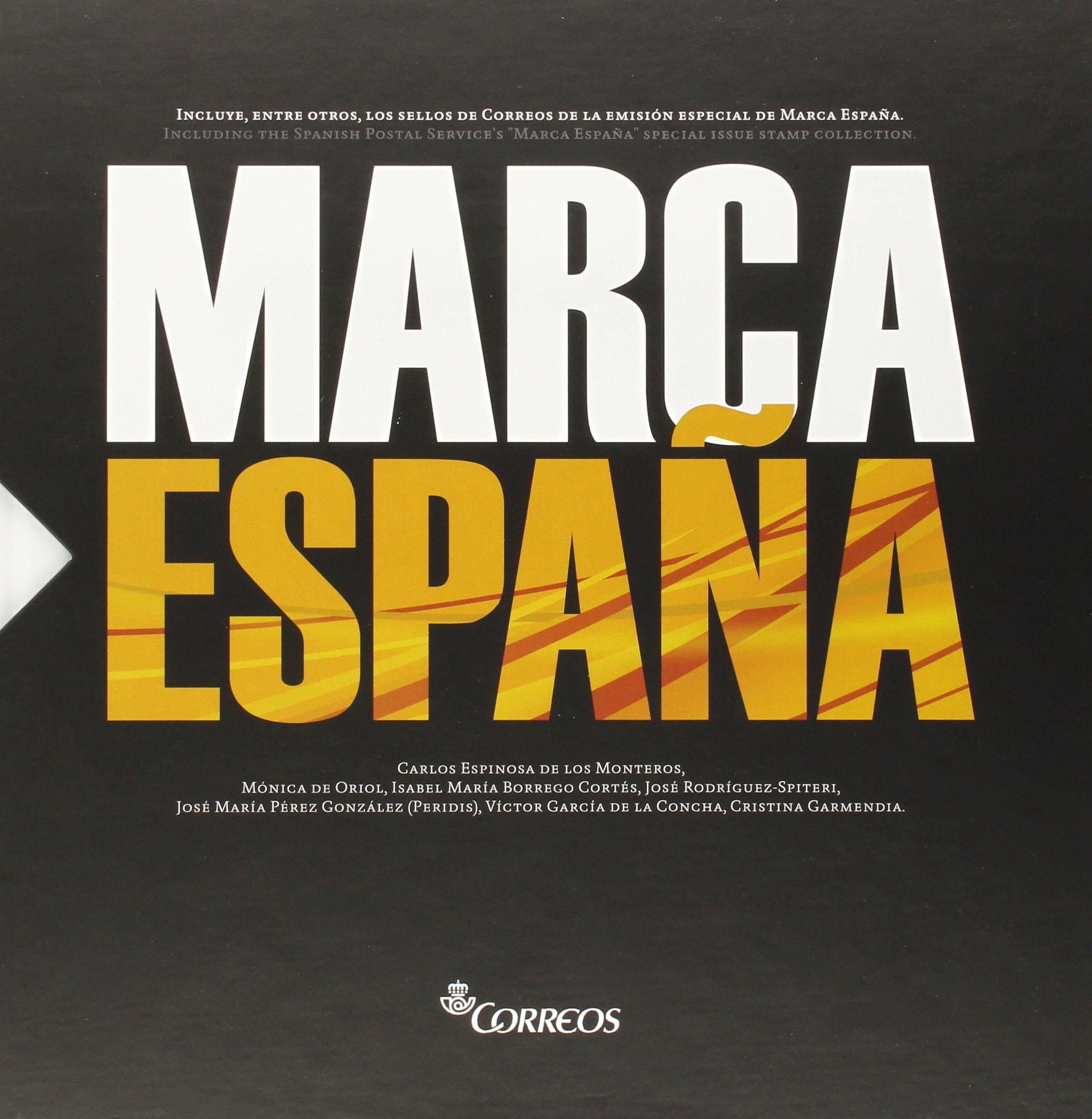 Marca España: Amazon.es: Vv.Aa.: Libros