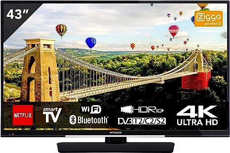 Hitachi 43HK6002 - Televisor de 43