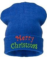 xmas hats Merry Christmas hat beanie hat womens mens beanie