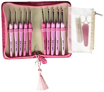 Tulip 71430 Etimo Rose Crochet Hook Set
