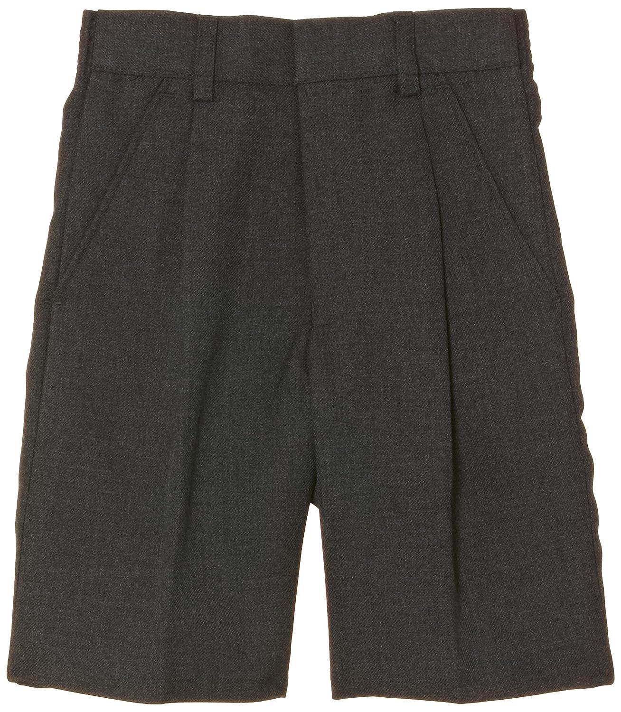 Trutex Limited Boy's Plain Bermuda Plain Shorts