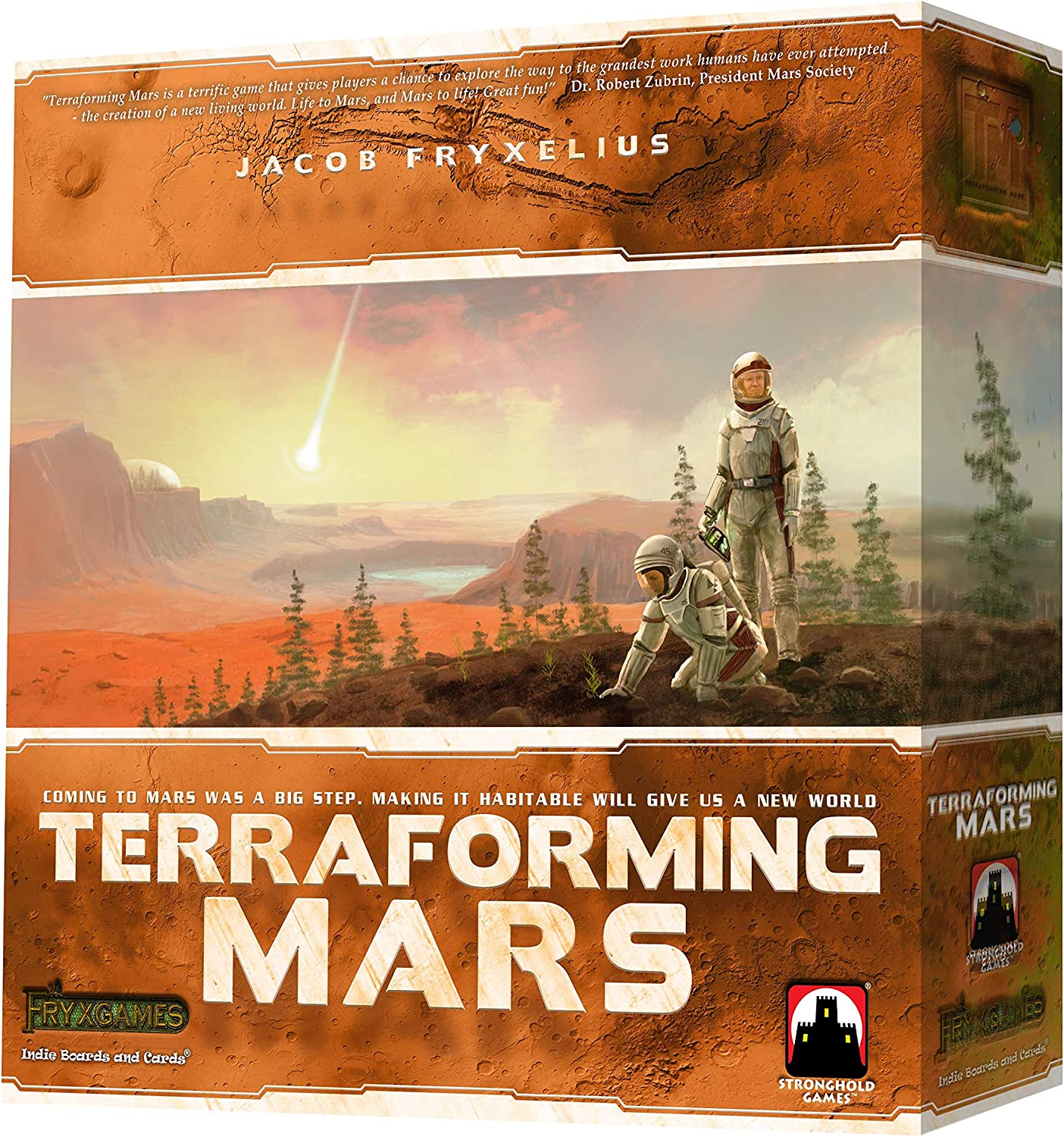Terraforming Mars Stratergy Game, Pack of 1