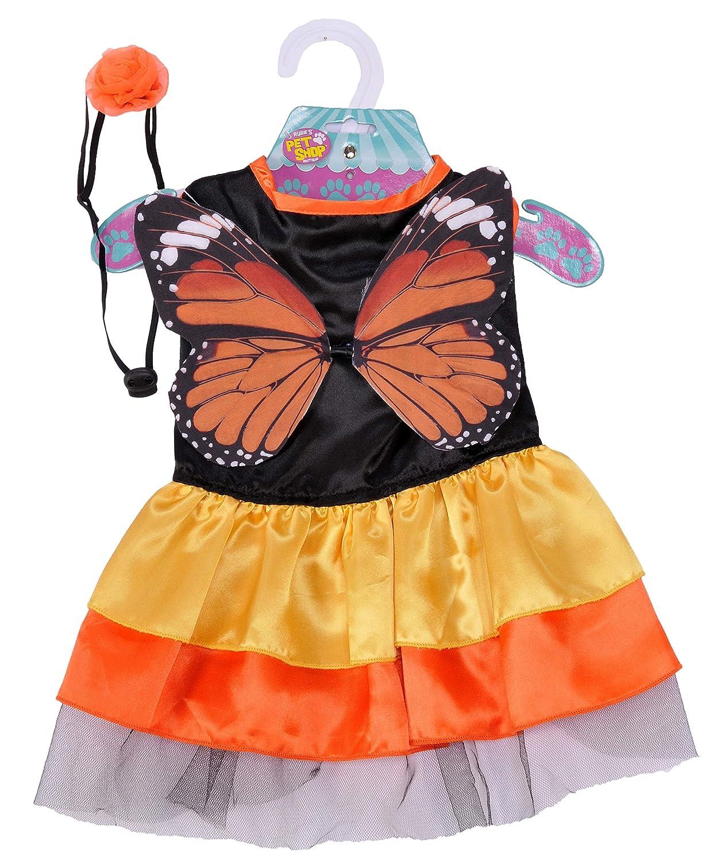 Rubie 's Butterfly Monarch Butterfly 's Pet Kostüm c3ed68