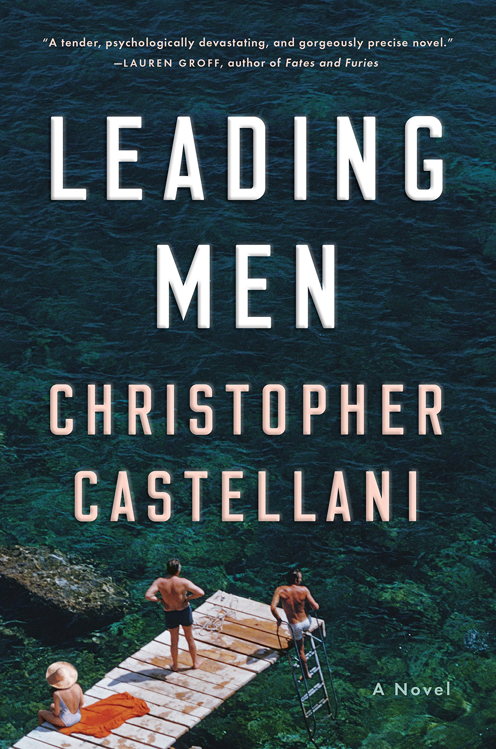 Image result for leading men A Novel by Christopher Castellani