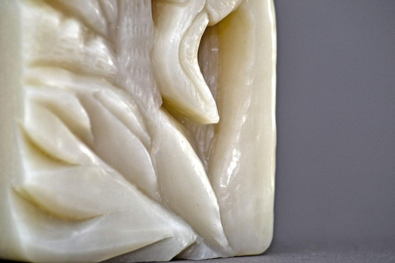 Flamingo Silicone Mold SOAP Plaster Wax Resin Clay 5oz Flamingos