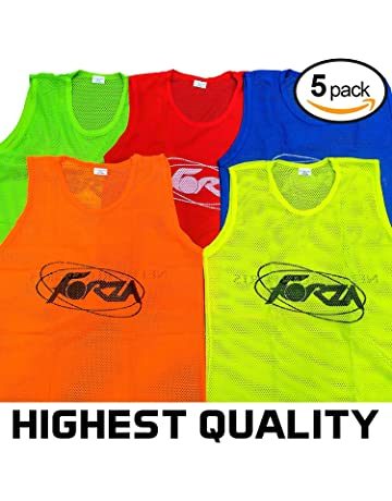 Net World Sports FORZA Training Bibs Vests (5 Pack)  92186994d