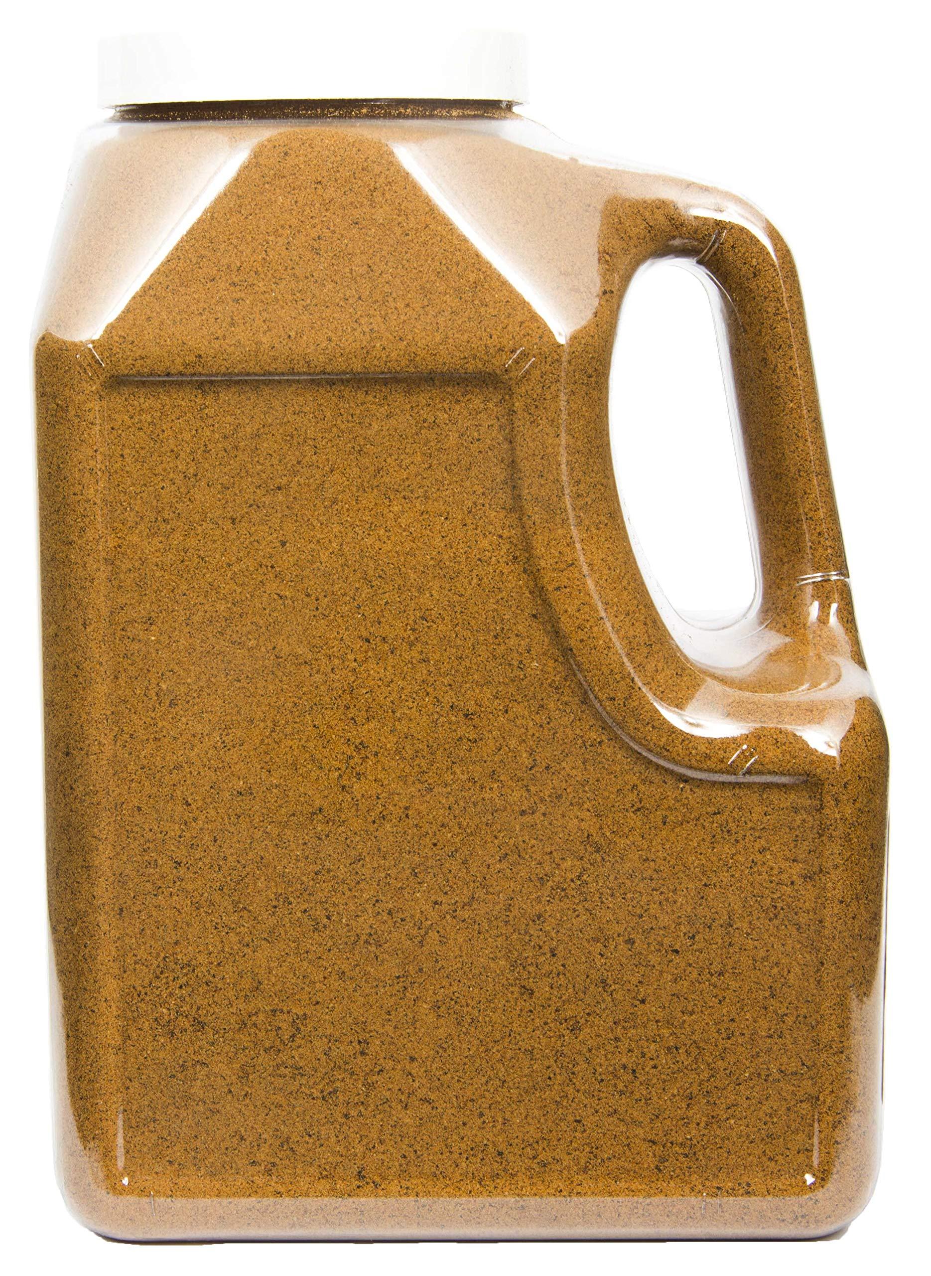 Ground Nutmeg : Pure Spice Blend Seasoning, No Additives, Holiday Spice : Kosher (40oz.) by Burma Spice (Image #1)