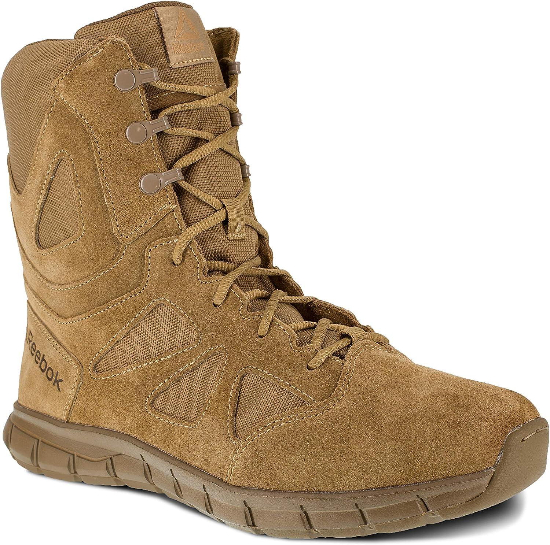 Reebok Work Men's Sublite Cushion Tactical AR670-1 Compliant: Shoes