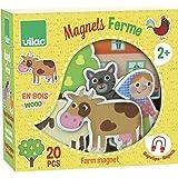Vilac 8027 Farm Magnets