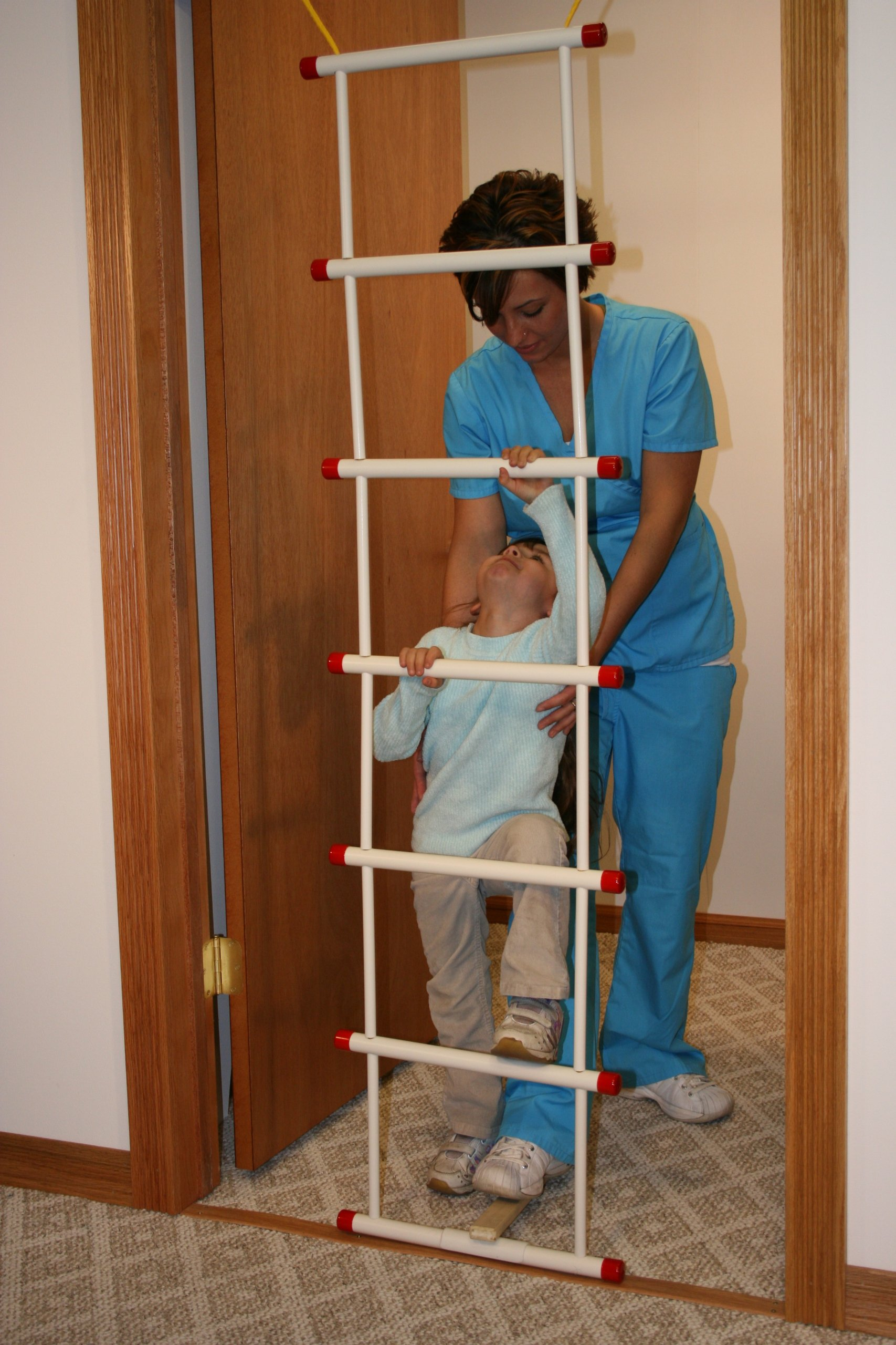 Rainy Day Indoor Climbing Ladder (Support Bar Sold Separately)