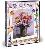 Schipper - 609130749 - Bunch Of Roses - Tableau à Dessin - Taille 40 x 50 cm
