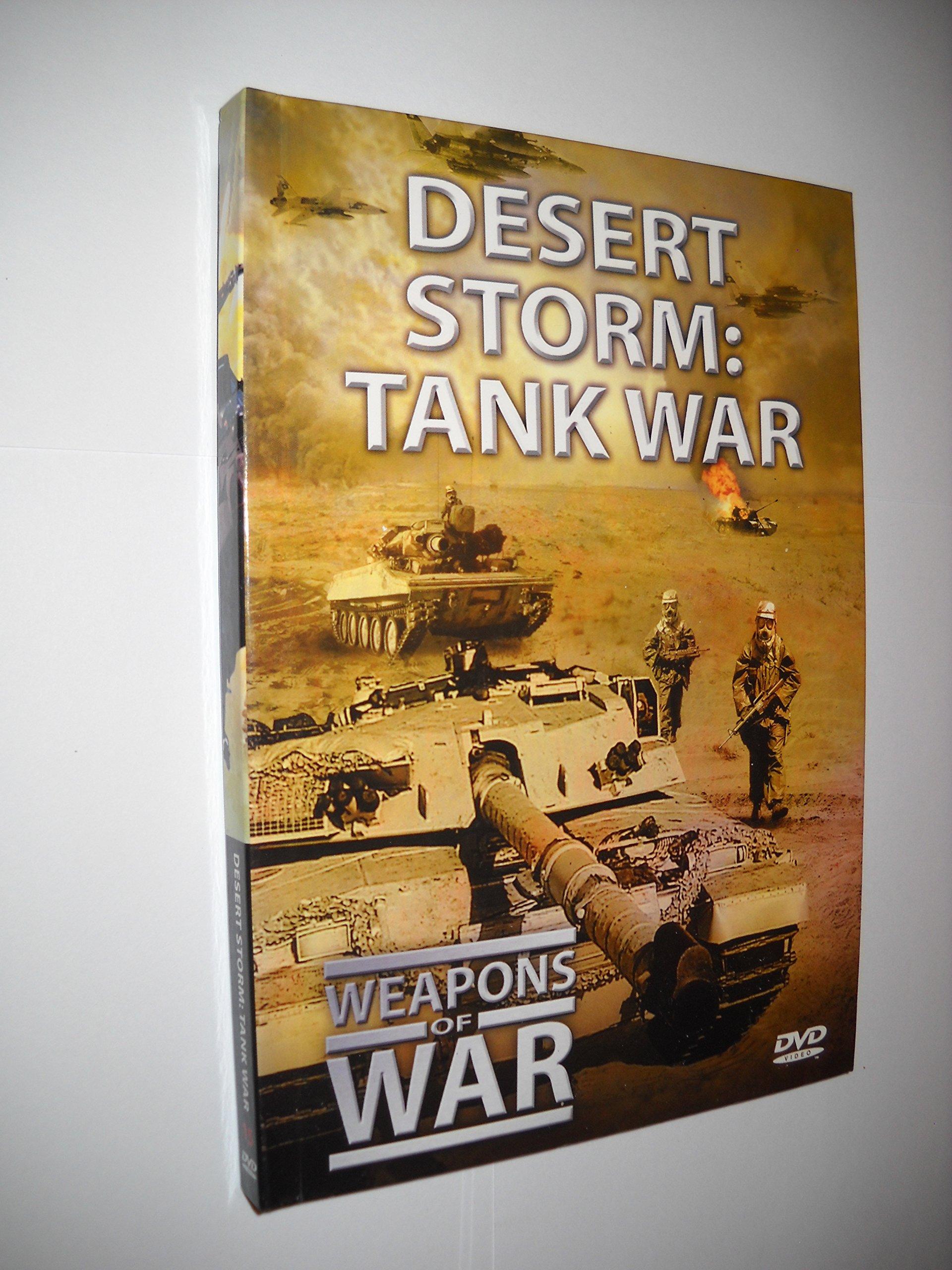 Read Online Weapons of War: Desert Storm - Tank War(DVD, NTSC) (Volume 15) ebook