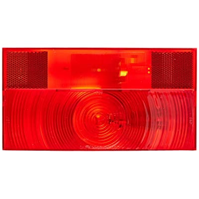 Peterson Manufacturing V25911 Red Stop and Tail Light: Automotive
