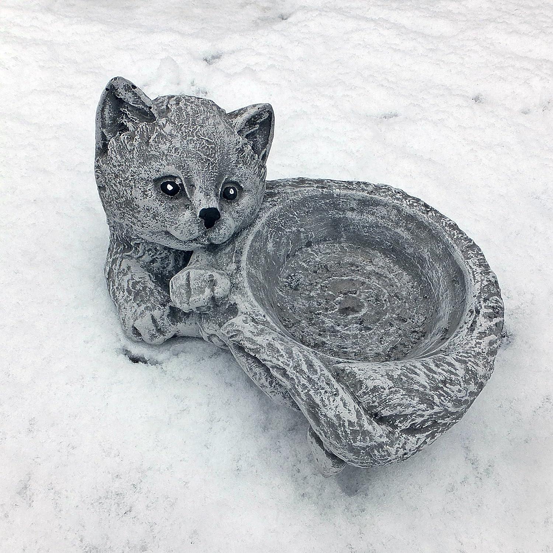 Katzen Napf Wassernapf Wasserstelle Katze Tränke Vogeltränke ...