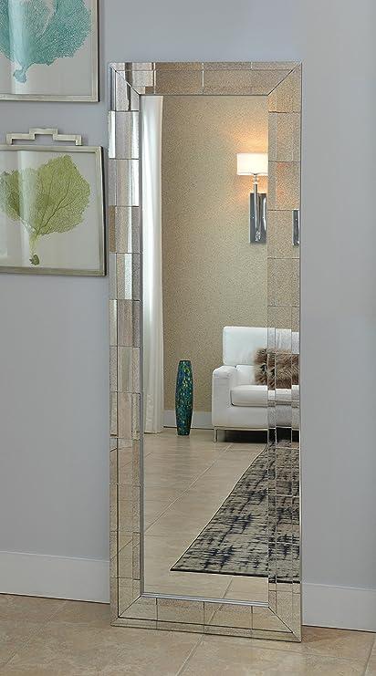 Amazon.com: Naomi Home Vintage Floor Mirror: Kitchen & Dining