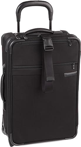 Briggs Riley Baseline-Expandable Softside Carry-On Upright Luggage
