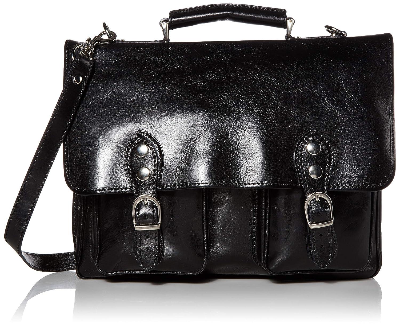 Image of Alberto Bellucci Men's Messenger Bag Luggage