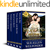 Highland Dreams: A Collection of Scottish Highlander Romance