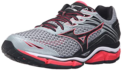 Women's Athletic Shoes/mizuno wave enigma pink black 6 quarry diva tf3k23m4