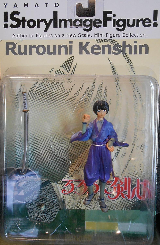 Rurouni Kenshin Himura Yamato Story Image Figure New Enishi Yukishiro New Rare