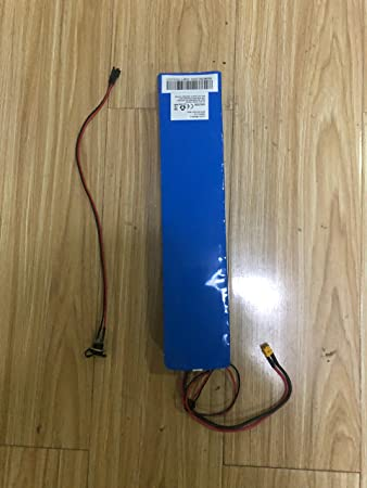 36V 6.6 AH Ebike Battery, Samsung Cell Power Battery 2A Charger BMS Rechargeable for Electronics