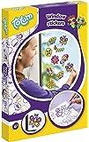 TOTUM - BJ20931 - Window Stickers - Kit Créatif Autocollants Vitre