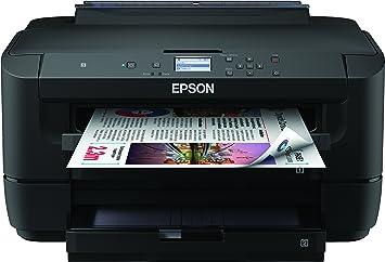 Epson WorkForce WF-7210DTW, Impresora Multifunción, USB, WIFI ...