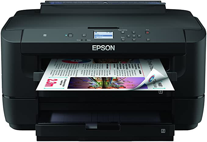 3 opinioni per Epson WorkForce WF-7210DTW Stampante A3 con Due Vasoi