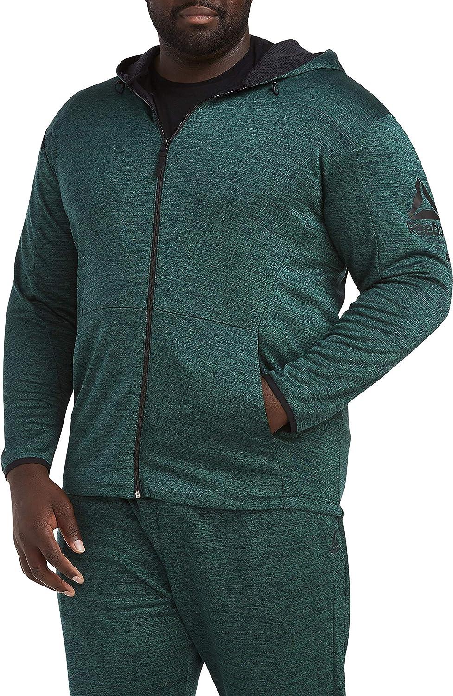 Reebok Performance Full-Zip Speedwick Jacket