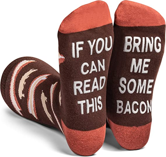 If You Can Read This Bring Me A Vodka Soda Novelty Funky Crew Socks Men Women Christmas Gifts Slipper Socks