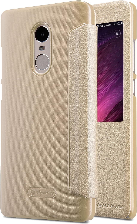 Xiaomi Redmi Note 4X Funda - NAVT Alta calidad Slim Fit Flip Case ...