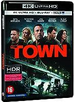 The Town [4K Ultra HD + Blu-ray + Copie Digitale UltraViolet] [4K Ultra HD + Blu-ray + Copie Digitale UltraViolet]