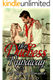 The Duchess Runaway: A Traditional Regency Romance (Hearts Historical Romance Series Book 1)