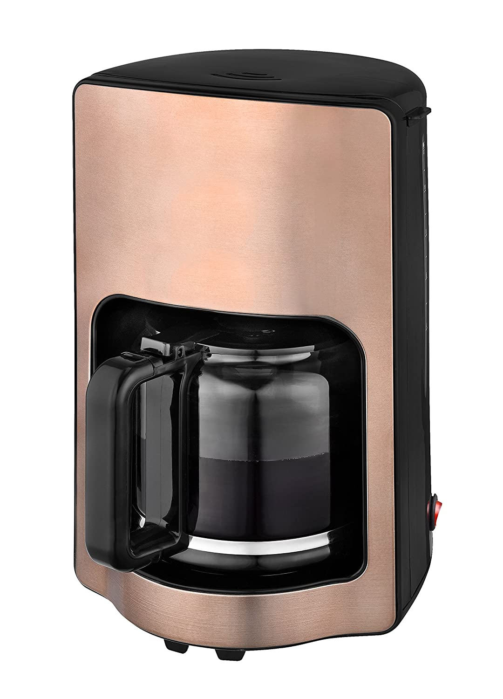 Team Kalorik TKG cm 1220 K KALORIK Design Filter Coffee Maker with 15 Cup  Capacity, 1000 W, 1.5 liters, Copper: Amazon.co.uk: Kitchen & Home