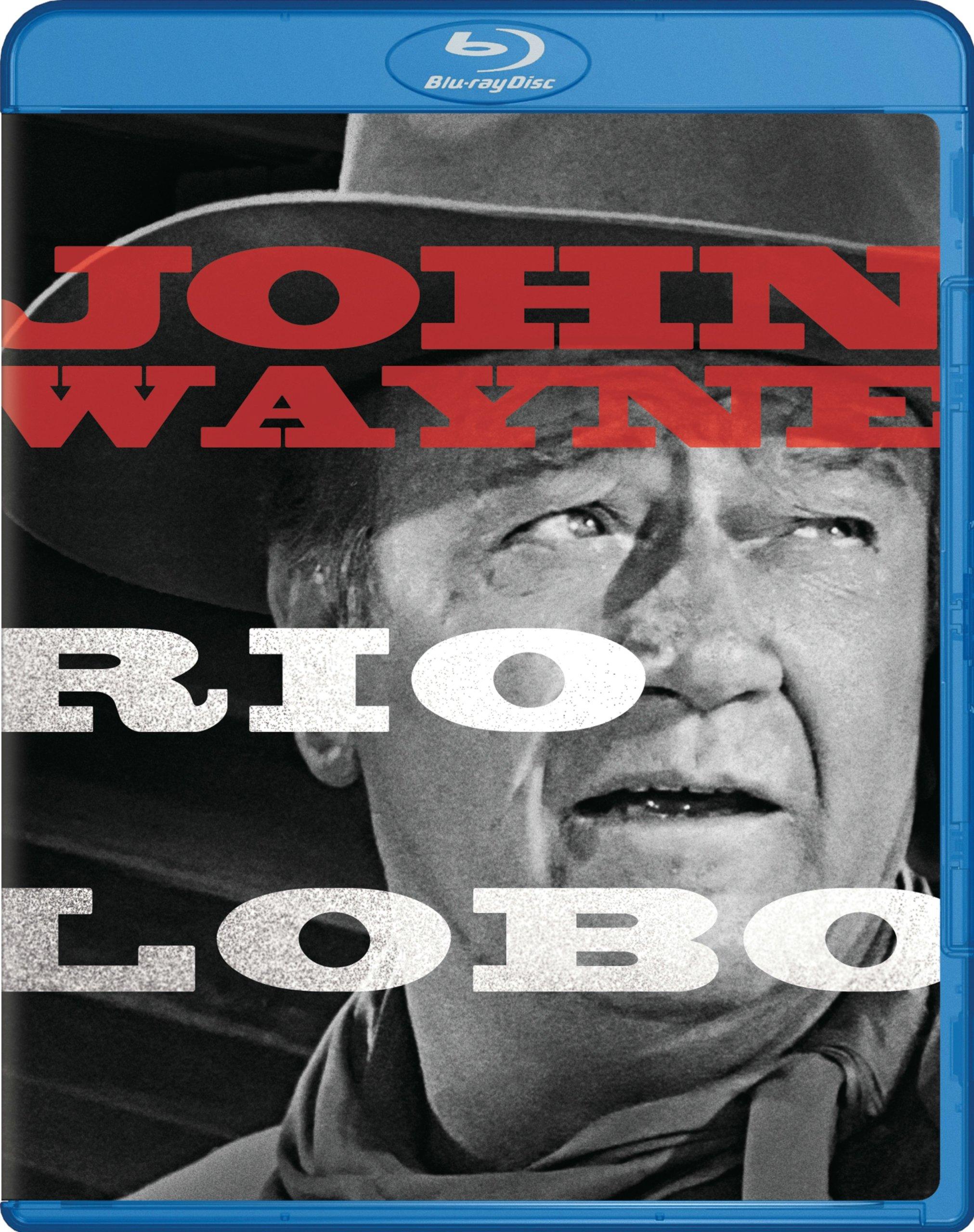 Blu-ray : Rio Lobo (, Dubbed, Dolby, AC-3, Mono Sound)