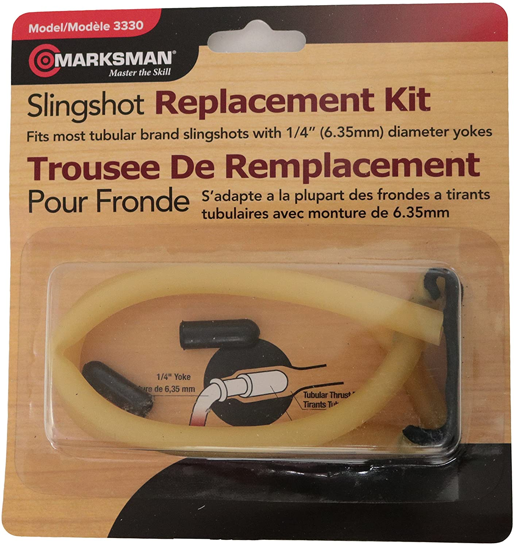 Marksman Slingshot Replacement Band Kit